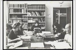 Cursussen over vrouwenlevens en zoeken in archieven