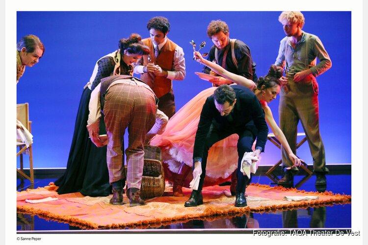 Van dag tot dag in TAQA Theater De Vest