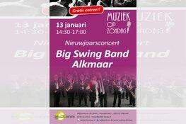 Nieuwjaarsconcert in Wijkcentrum De Oever