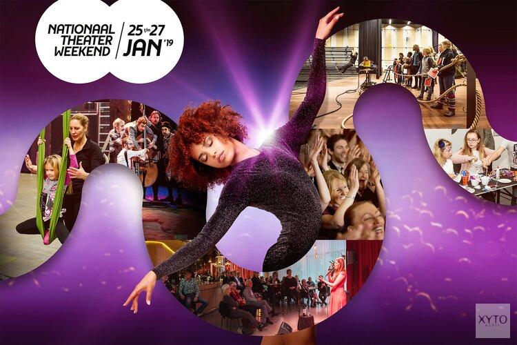 Theatrale rondleidingen TAQA Theater De Vest tijdens het Nationaal Theaterweekend
