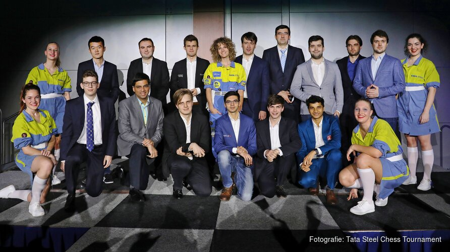 Tata Steel Chess Tournament geopend