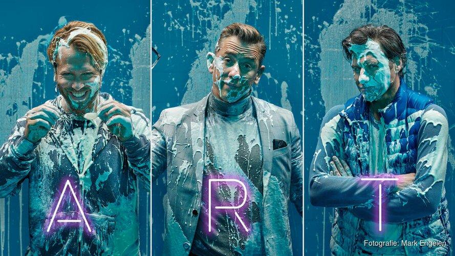 ART, met Waldemar Torenstra, Thijs Römer en Frederik Brom vanaf 9 feb. in Noord-Hollandse theaters