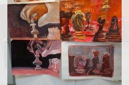 Bijzondere Pop up expositie Schaken en de schoonheid van de stilte.