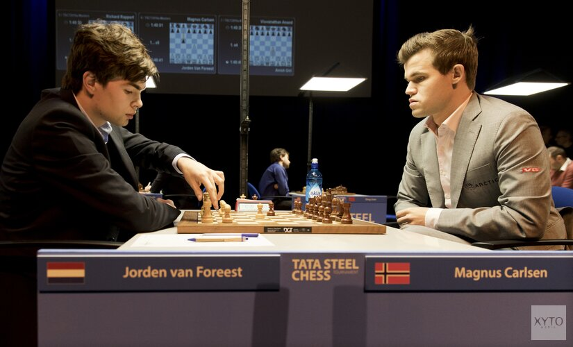 Grandmasters Tata Steel Chess Tournament in Alkmaar