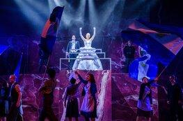 Wegens grote belangstelling vierde voorstelling 'Evita' bijgeboekt in De Vest