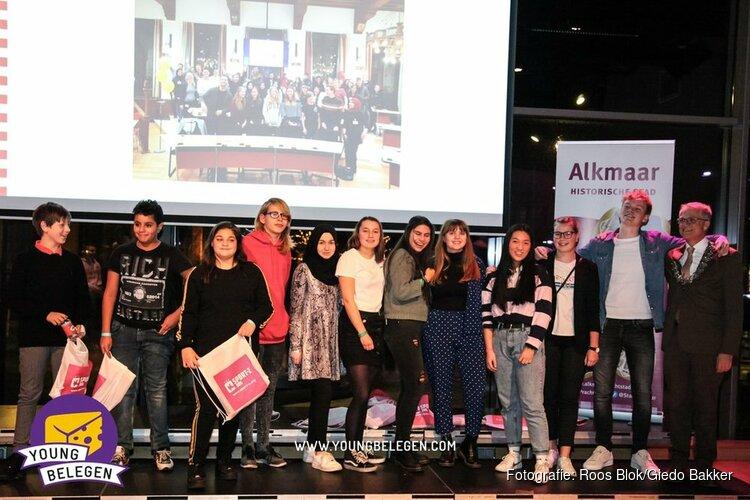 Kick-off jongerenplatform voor Alkmaar: Young Belegen