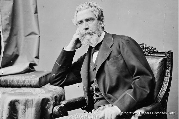 Lezing over Amerikaan die Nederlandse geschiedschrijving veranderde Historisch Café over John Lothrop Motley