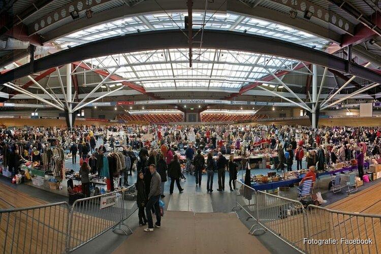 Zondag rommelmarkt Sportpaleis Alkmaar
