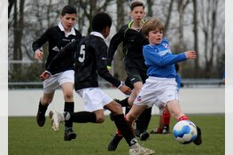 Topploegen op Johanna's Hof U12 Top Tournament