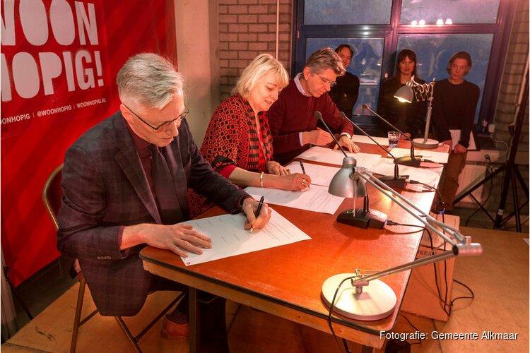 Aan de slag: woningen bouwen in de regio Alkmaar