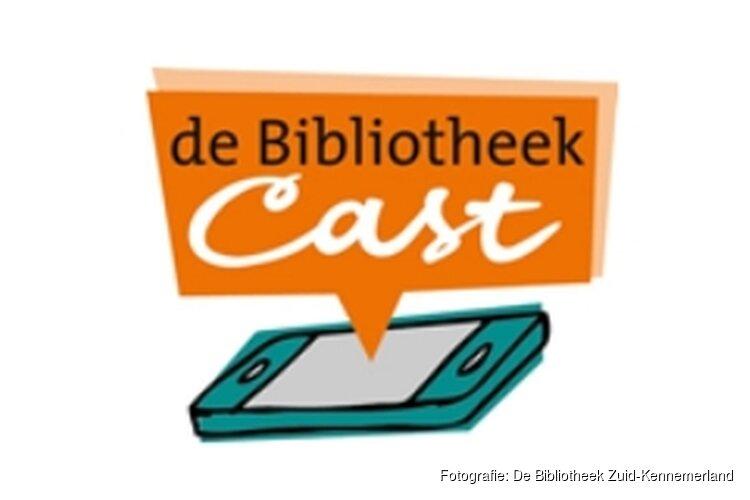 Nieuw: podcast van de Bibliotheek