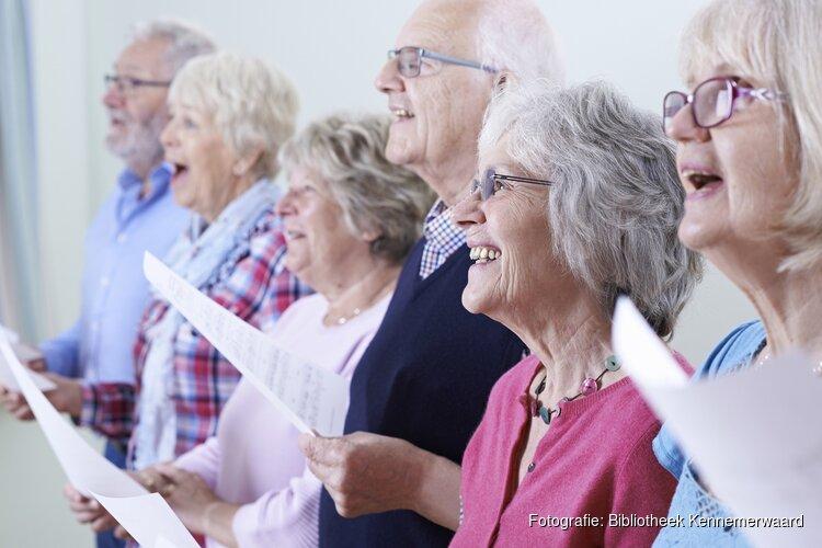 Culturele activiteiten in de wijk, voor iedereen boven 60 jaar