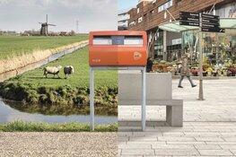 PostNL past netwerk brievenbussen in gemeente Alkmaar aan