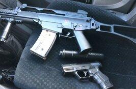 Minderjarige Bergenaar aangehouden voor bezit nepwapens