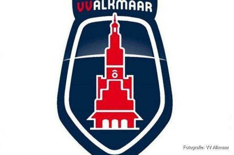 VV Alkmaar keert met volle buit terug uit Rotterdam