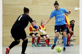 Team Alkmaar/Sportstars krijgt goals te makkelijk tegen