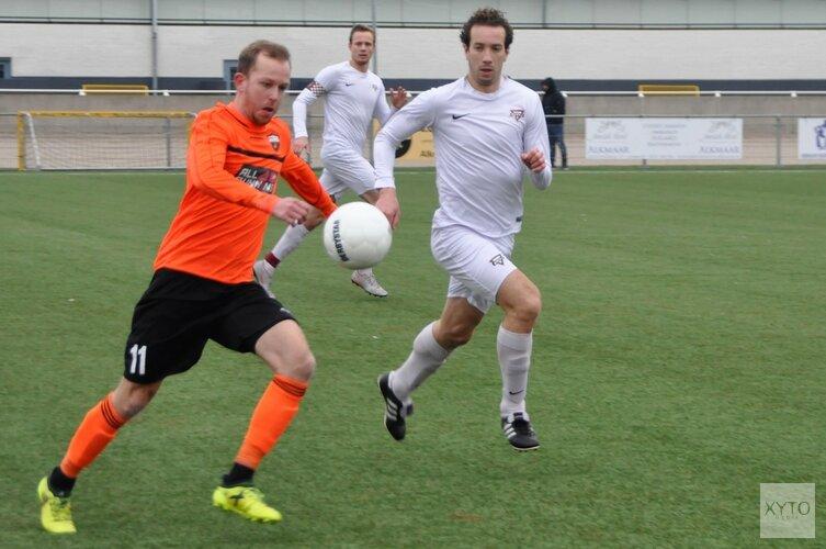 Jong Holland heeft het spel, AMVJ de punten