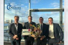 Van der Borden Vastgoedprofessionals verkozen tot AMVEST Vastgoedmanager 2018