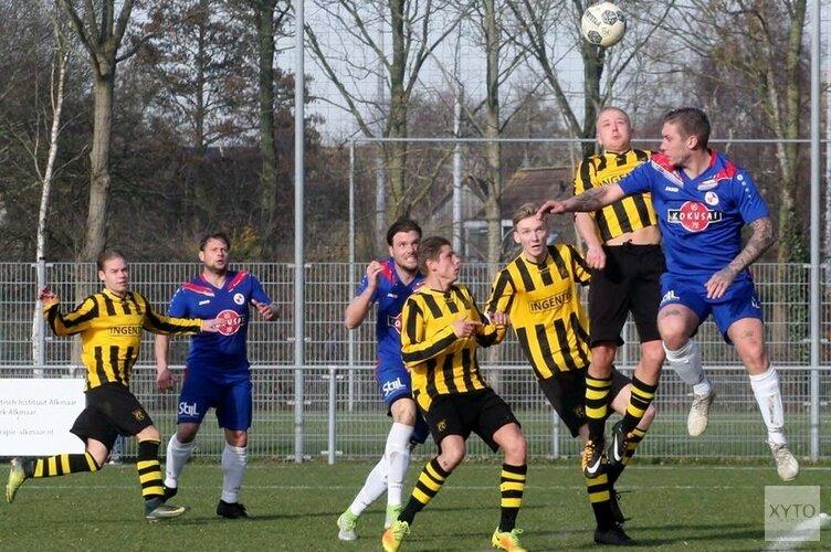 Alkmaarsche Boys wint degradatieduel van SV Koedijk