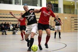 Team Alkmaar/Sportstars na rust langs Exstudiantes