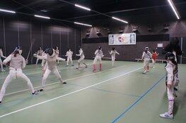 Exclusieve meidentraining bij HollandSchermen in Alkmaar