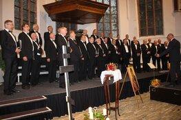 Hoorns Byzantijns Mannenkoort concert