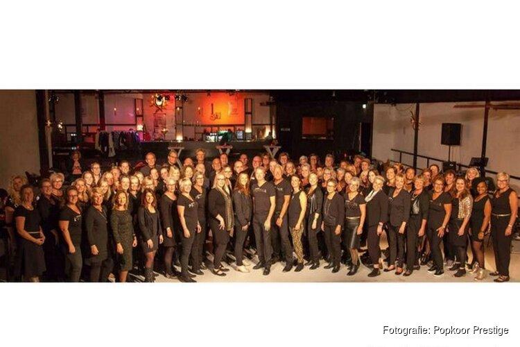 Popkoor Prestige Alkmaar geeft 6 maart Mini-Party