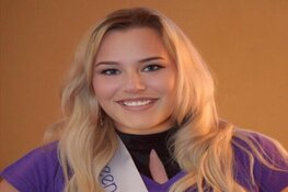 Alkmaarse Sabrina in de race voor Miss Queen of Curves