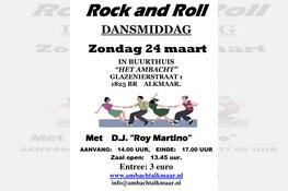 Rock and Roll dansmiddag