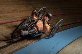 Paralympisch handbiker Jetze Plat op jacht naar werelduurrecord