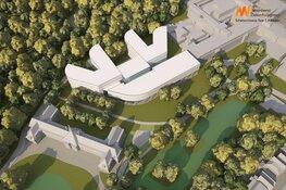 Raad van State geeft groen licht voor vernieuwbouw Noordwest Ziekenhuisgroep in Alkmaar