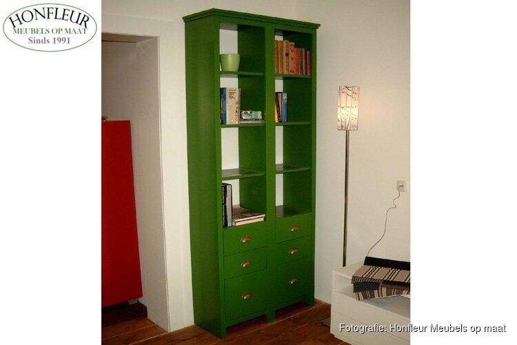 Hippe boekenkasten op maat bij Honfleurstore