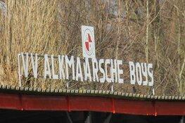 Speler (52) van voetbalclub Alkmaarsche Boys tijdens wedstrijd overleden