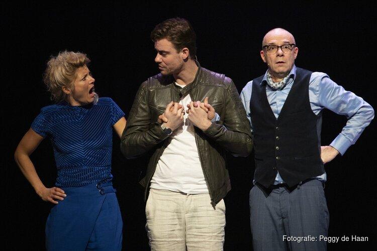 Gloednieuwe komedie 'Laten we eerlijk zijn' in TAQA Theater De Vest
