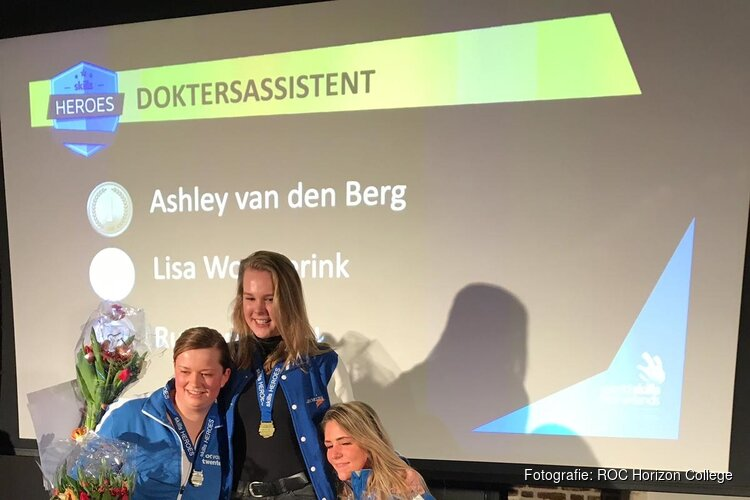 Ashley Nederlands kampioen doktersassistent