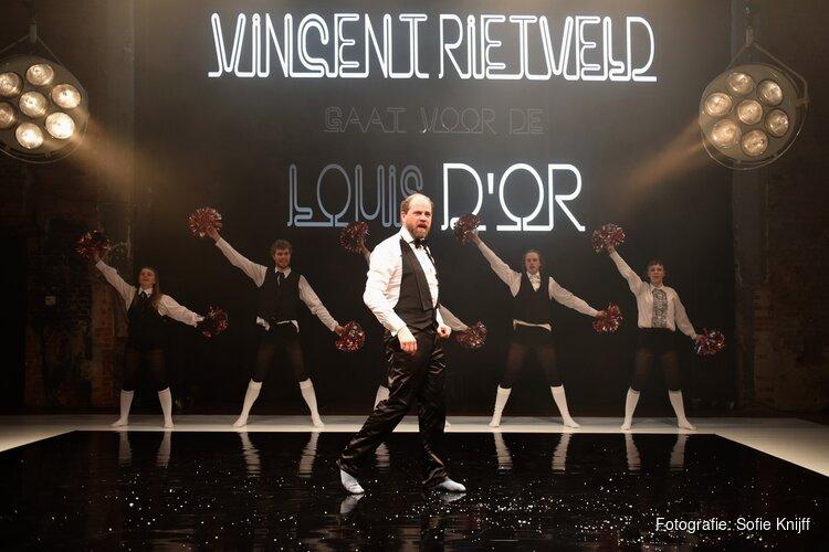 Vincent Rietveld gaat voor de Louis d'Or