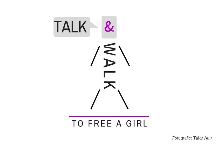 Talk&Walk – Sponsorloop voor Free a Girl