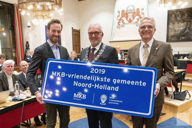 Alkmaar winnaar MKB-vriendelijkste gemeente provincie Noord-Holland