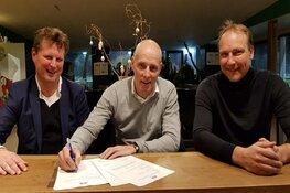 Dick-Jan Ente nieuwe hoofdtrainer De Foresters