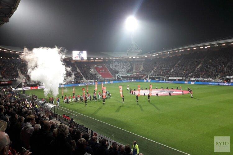 Vlaar bezorgt AZ zege tegen FC Groningen