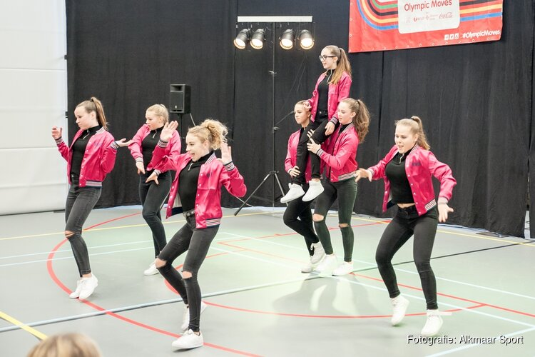Regiofinale Olympic Moves in Alkmaar