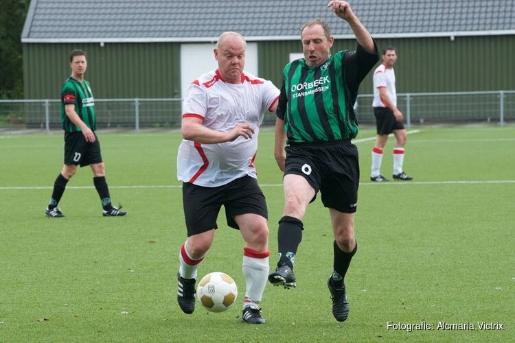 Walking Football nu ook bij Alcmaria Victrix!