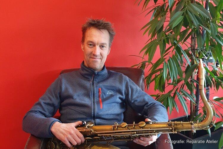 20 jaar Reparatie Atelier en Saxofoonschool Alkmaar