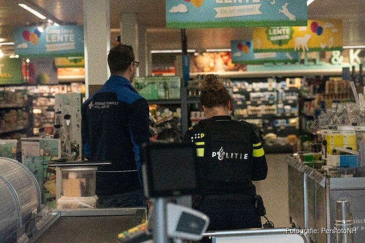 Overval op Aldi-supermarkt in Alkmaar: dader op de vlucht