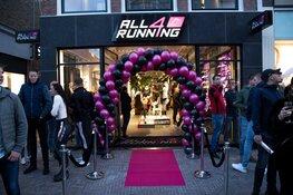 All4running opent 'running store van de toekomst' in centrum Alkmaar