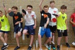 Ping Pong Alkmaar Goede vrijdag tafel tennis competitie open voor iedereen!