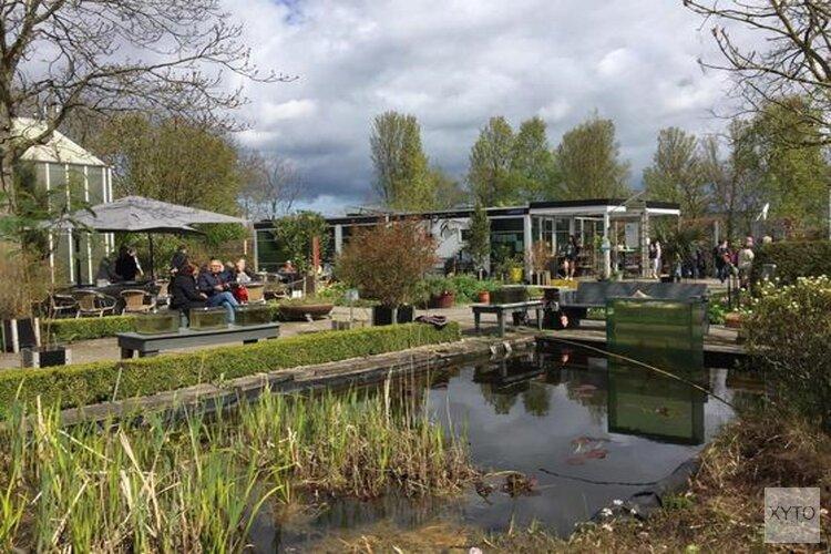 Opening seizoen Hortus Alkmaar op 1e Paasdag