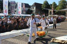 Woningmakers Regio Alkmaar openen kaasmarkt