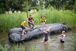 Actief programma in meivakantie bij Outdoorpark Alkmaar