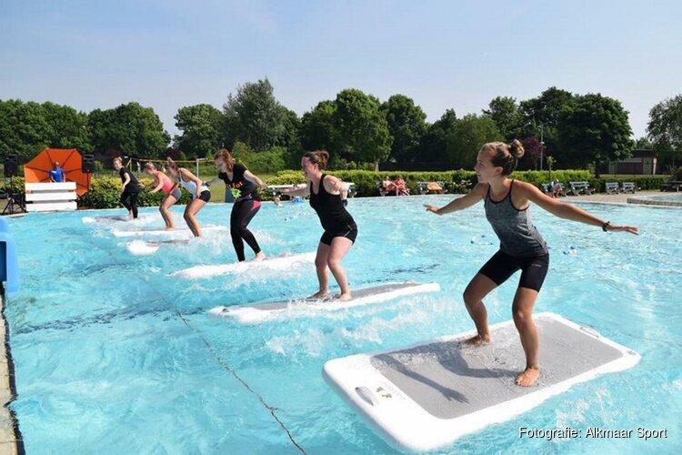 Body en Mind weekend bij zwembad Hoornse Vaart
